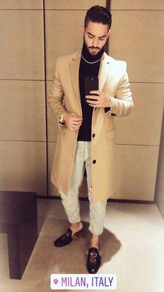 MaLuMa.☄ Maluma Style, Classy Outfits, Cool Outfits, Stylish Men, Men Casual, Maluma Pretty Boy, Mr Style, Mens Gear, Perfect Boy