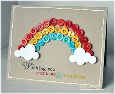 J.Day Designs: Rainbows & Sunshine