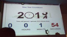 Ary Roby Conto alla rovescia Countdown 2014 2015 Stazione Marittima Trie...