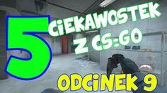5 CIEKAWOSTEK Z CS:GO #9- skakanie, boosty, widok z trzeciej osoby Cs Go, Euro, Gaming, Cook, Places, Youtube, Recipes, House, Ideas