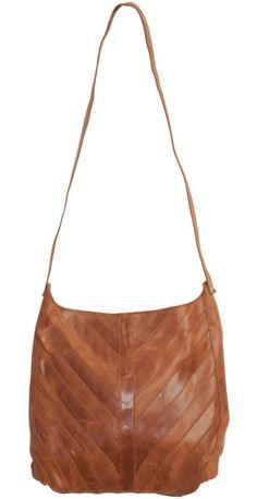 Kerem Remnant Leather Bag