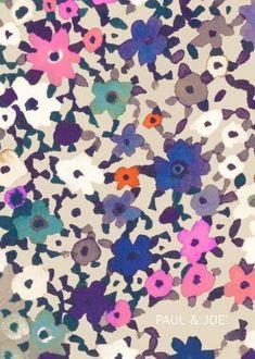f47600ea0ea2eb paul   joe flowers Tapisserie, Impressionnisme, Papier Peint, A Imprimer,  Motif,