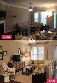 Gorgeous Living room Decor and design ideas - Remodelling #livingroom #livingroomremodelling #remodelling