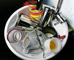 Photorealistic Still Life Paintings by Roberto Bernardi
