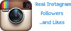 Real Instagram Likes and Followers