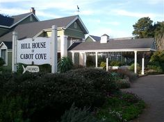 $90.00 - 50% OFF! One Night in a Garden View Room - Hill House Inn - Mendocino, California. Mendocino Bed and Breakfast Inns