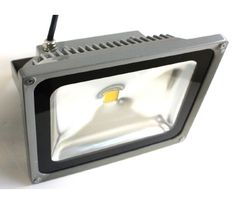 LED flood light featuring top quality Bridgelux chips, these high lumen led's are low power equivalents to traditional halogen and operate at 30 watt, 2700 lumens @uSaveLED #uSaveLED #ledlights #ledlightbulbs #ledlighting #led #floodlight