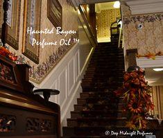 HAUNTED BAYOU ™ Perfume Oil  Cypress by DeepMidnightPerfumes
