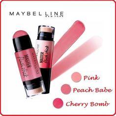 Maybelline Master Flush Stick By Face Studio Blush 6g.