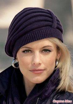 Free knitting pattern Slouchy Seed Stitch Hat and more free knitting patterns fo… Knitting Stitches, Knitting Patterns Free, Crochet Patterns, Free Pattern, Free Knitting, Scarf Hat, Knit Beanie, Crochet Beret, Knitted Hats