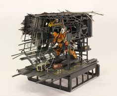 GUNDAM GUY: Gebera Tetra - Diorama Build