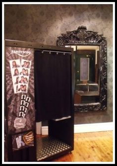 Photo Booth Rental Melbourne, for my 30th :))