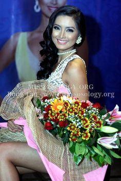 Mutya Datul off to miss #supranational 2013. #filipina #beauty #Philippines #people #beautiful #model #victoria #secret #beauty #prom #wedding #hair #updo #makeup #beautiful #love #quote #eyeshadow #smokey #pearls #fashion