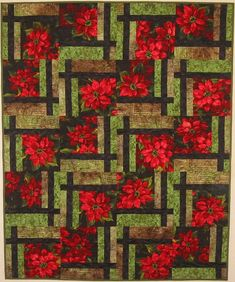 Яндекс.Картинки: поиск похожих изображений Big Block Quilts, Quilt Blocks, Pattern Blocks, Quilt Patterns, Quilting Ideas, Large Prints, Floral Prints, Layer Cake Quilts, Jellyroll Quilts