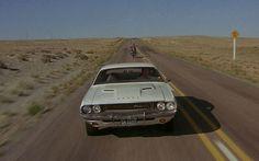 1970 Dodge Challenger R/T in Vanishing Point