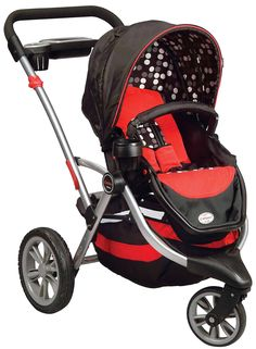 Born 2 impress: Born 2 Impress Summer Must Have Products- The Contours Options 3 Wheeler Stroller Review and Giveaway