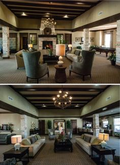 golf course clubhouse interior design - Google Search