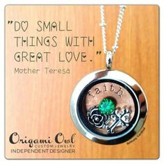 Origami Owl Living Lockets Examples | ... story matters. Tell it. Origami Owl Living Lockets ... | Origami