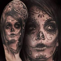 1986 best catrinamuerto ink images in 2019 tatoos - Tatouage cavalera ...