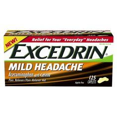 Excedrin As Low As FREE + Overage At Walgreens After Coupon!