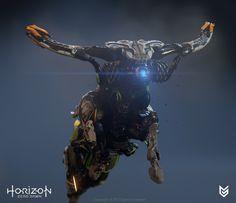 ArtStation - Horizon Zero Dawn - Broadhead, Lennart Franken