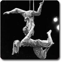 circus strap act