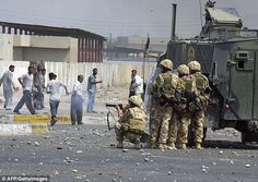 The legal 'witch-hunt' against UK troops who served in Iraq could cost taxpayers tens of m...