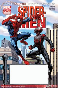 I enjoy Miles Morales. And he's an awesome character. But, Miles Morales's comic book has been having dwindling sales with each issue, the only ones where sales picked up, are issues where Peter shows up, and with the rebirth of Peter Parker in USM, it may have helped as well, but thats not gonna last.  It's higtime marvel understands that Peter is spidey and spidey is Peter, just because he wears a mask doesn't mean spidey can be anyone. I think Miles would play a good Scarlet Spider of…