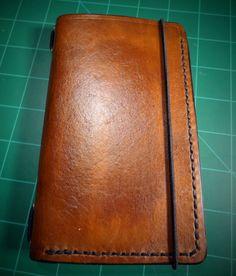 "Moleskine Cahier/Passport/Field Notes Case Wallet ""The Pack Rat"""