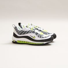 CNCPTS / Nike Air Max 98 (Cool Grey/Volt-Black)