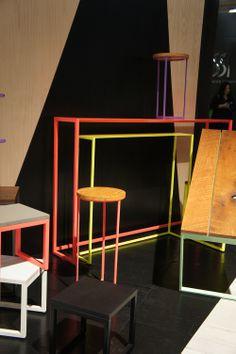 Novidade da ICFF (International Contemporary Furniture Fair). Veja mais: http://casadevalentina.com.br/blog/detalhes/post-1-sobre-a-icff--ny--2871 #details #interior #design #decoracao #detalhes #decor #home #casa #design #idea #ideia #charm #charme #casadevalentina #news #novidades #color #cor #mobile #mobilia