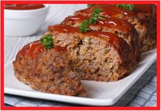 Basic Meatloaf Recipe No Ketchup.Triple Meatloaf With Tangy Ketchup Glaze. A Wide Array Of Meatloaf Recipes. Amish Meatloaf Next Day Amish And Hands. Home and Family Quaker Oats Meatloaf, Louisiana, Traditional Meatloaf Recipes, Gourmet Recipes, Dinner Recipes, Beef Recipes, Easy Recipes, Vegetarian Recipes, Italian Recipes