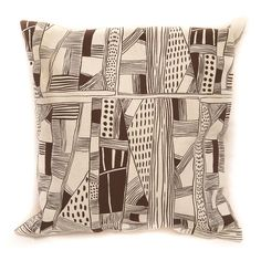 Cushion Covers ~ Mbuti Block