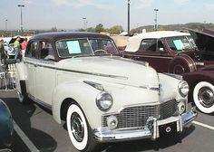 1942 Studebaker President Deluxe Cruising Sedan