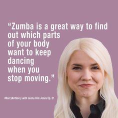 #zumba #funny #jokes #JennaKimJones #mormon