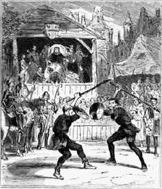 Trial by combat (1350)