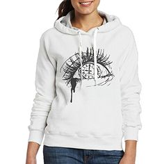 IcyHot Womens Sweater Official Queens Of The Stone Age Size L White -- Want to know more, click on the image. (This is an affiliate link) #ExerciseandFitnessWomensClothing