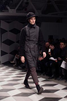 Robert Geller F/W 2013 / that jacket is STELLAR. MON DIEU!