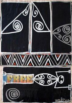 Art Public auctions: Early American Art – Buy Abstract Art Right Freedom Art, New Zealand Art, Nz Art, Art Terms, Maori Art, Buy Art Online, Art Auction, Mixed Media Art, American Art