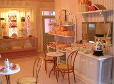 Pat's miniatures -Townhouse Row