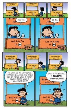 KaBOOM Peanuts Series 2, #16 - The Doctor is Way In 3