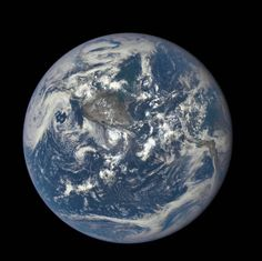 This animation features actual satellite images of the far side of the Moon, illuminated by the Sun, as it crosses between the DSCOVR spacecraft's Earth Polychromatic Imaging Camera (EPIC) and telescope, and the Earth — one million miles away. Image credits: NASA/NOAA.