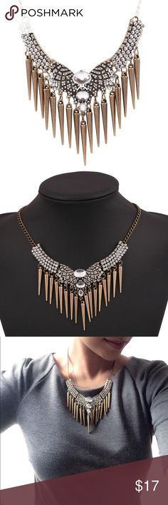 Necklace Coming Soon! HOT NWT statement necklace coming soon! (B8) Jewelry Necklaces