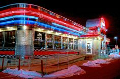 Nothing like a Long Island diner.
