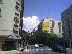 nube bianca