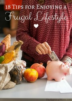 Living within your means doesn't have to be dreary. Here are my best frugal living tips to help you stay on budget and still enjoy life!