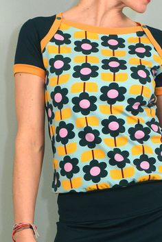 Knielange Kleider - Sporty Kleid LOTTE petrol grün Retro pool dress - ein Designerstück von Bonnie-and-Buttermilk bei DaWanda