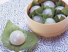 御菓子のご紹介 our OMOTENASHI | 湯島、天神様お膝元の喫茶・御菓子司「つる瀬」