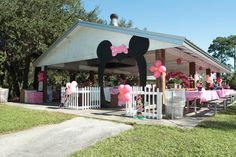 """Photo 1 of 24: Minnie Mouse / Birthday """"Kayleighs minnie mouse 1st bday"""" 
