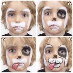 Maquillaje paso a paso: Perrito …